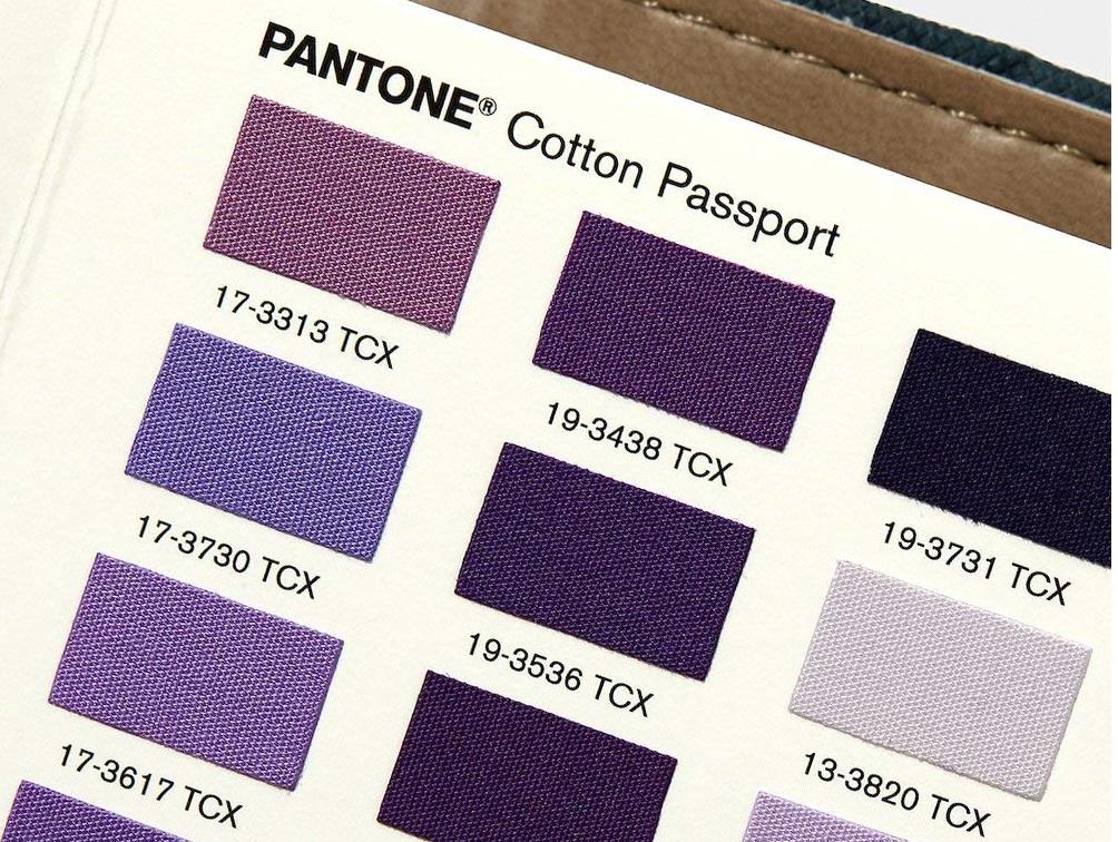 pantone color cotton